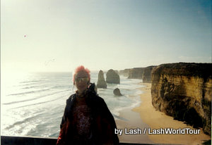 south coast of australia- Great Ocean Road- Australia