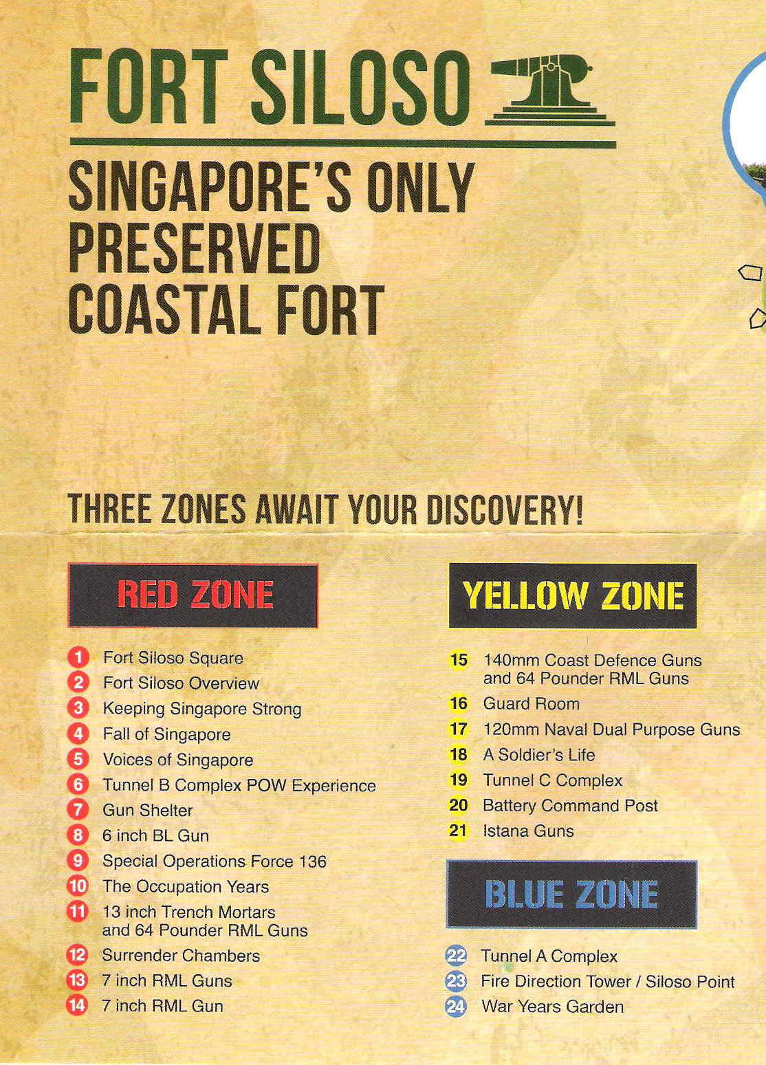 Singapore Zoo Attraction Brochure Check Out Singapore Zoo