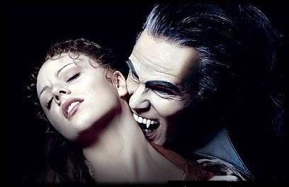 vampiros sangue rejuvenesce