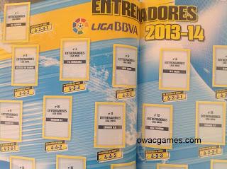 Liga Este 2013-14 Páginas Entrenadores