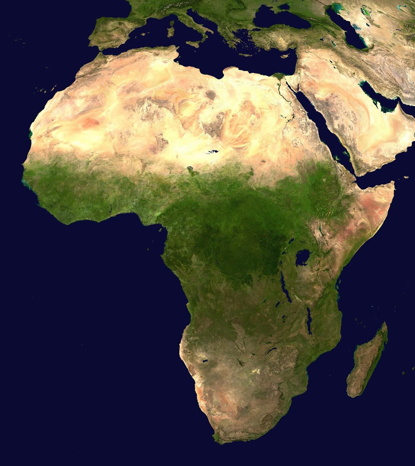 africa the forgotten continent part 1
