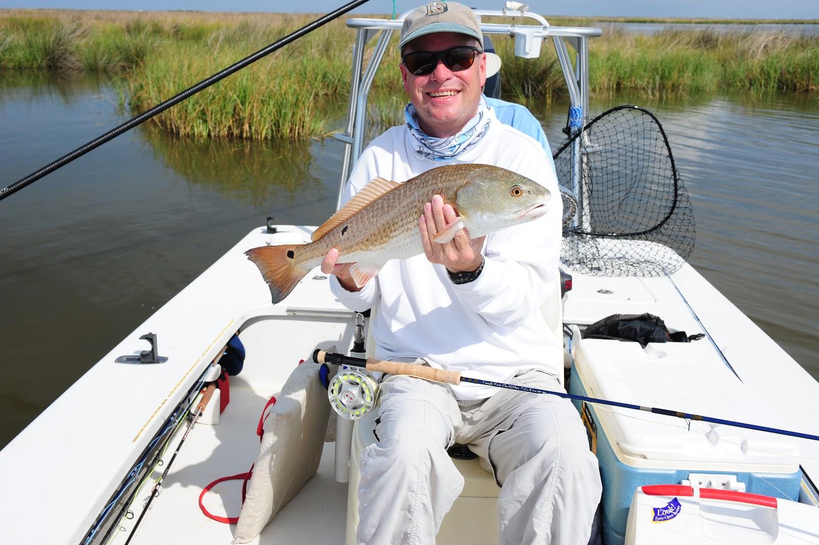Fishon the fly louisiana redfish for Buy louisiana fishing license online