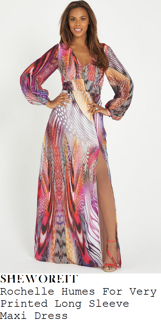 rochelle-humes-multicoloured-mixed-print-long-sleeve-maxi-dress-very-catwalk