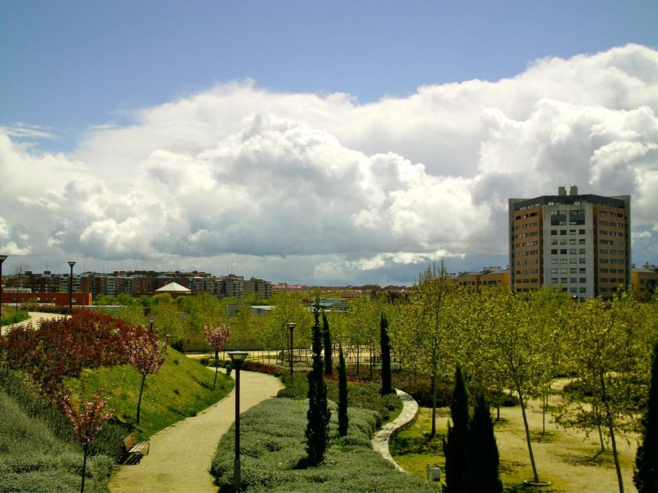 El paseante de alcorc n mayo 2012 - Parque oeste alcorcon ...