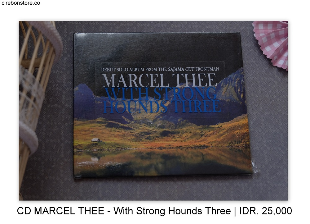 CD MARCEL THEE - WITH STRONG HOUNDS THREE