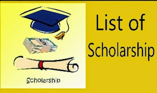 List of Post Matric Scholarships for Bengal Students with details information.