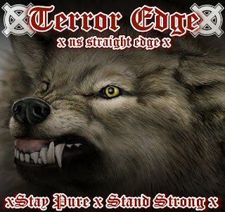 Terror Edge x NS Straight Edge x