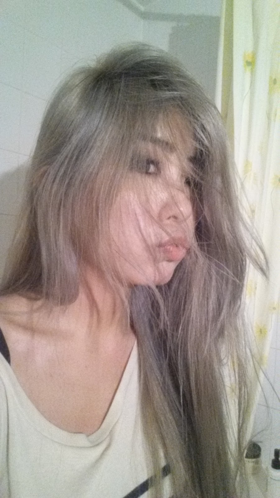 Call Me Yushin How To Get Silver Hair How I Went From Asian Black