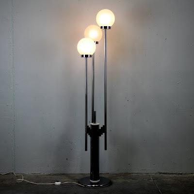 lámpara de los 70 italiana.