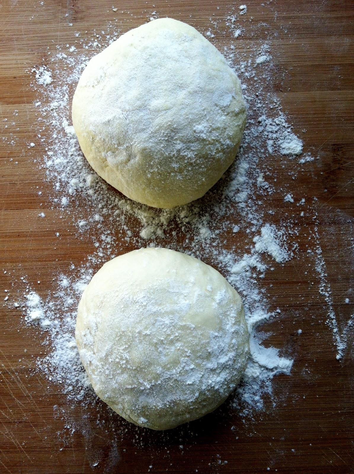 Easy vegan pasta dough recipe