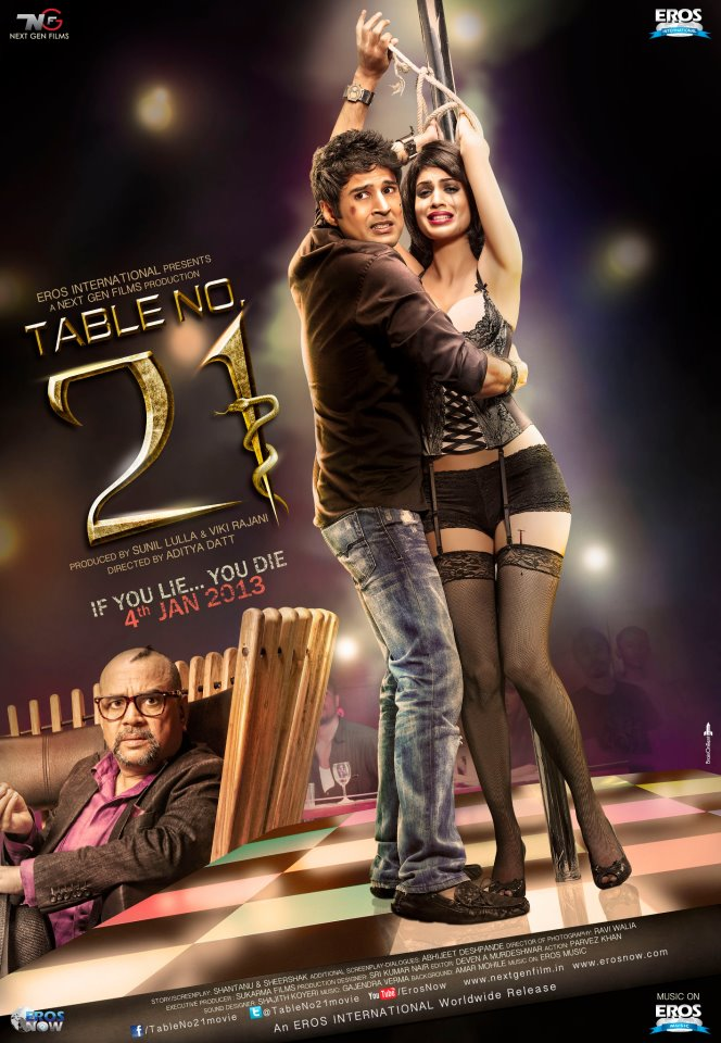 Table No.21 - 2013 Hindi mobile movie poster hindimobilemovie.blogspot.com