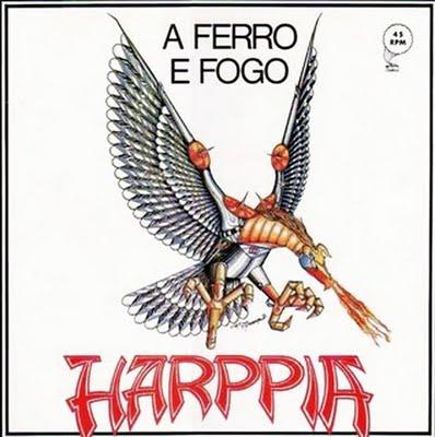 Harppia A Ferro E Fogo
