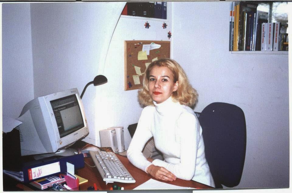 Olivia-Maria Marcov, noiembrie 2001, Bucuresti