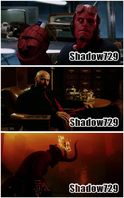 Bilogía: Hellboy BrRip-720p-Dual-Mega