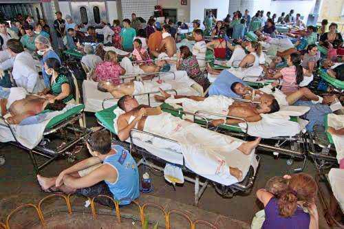 Resultado de imagem para imagem para os nossos hospitais públicos