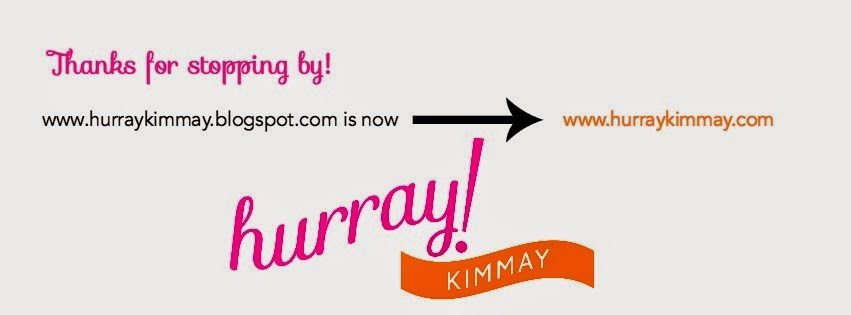 Hurray Kimmay!