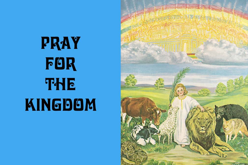 prayforthekingdom