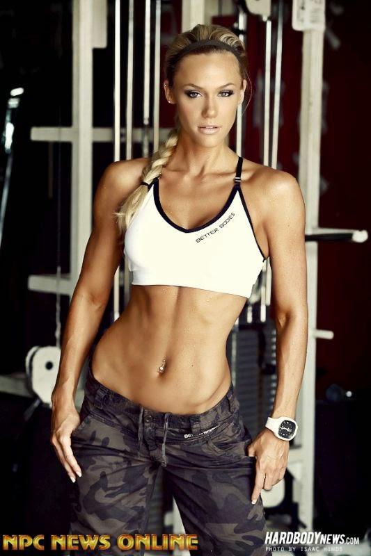 Tawna Eubanks-female fitness models-female fitness model