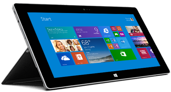 Microsoft Launched Surface 2 RT Windows 8.1 Tablet