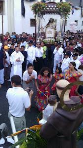 Visita 160 de la Divina Pastora