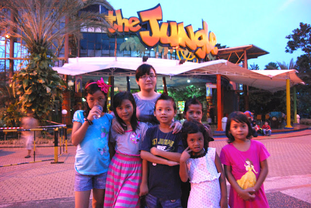 the jungle bogor