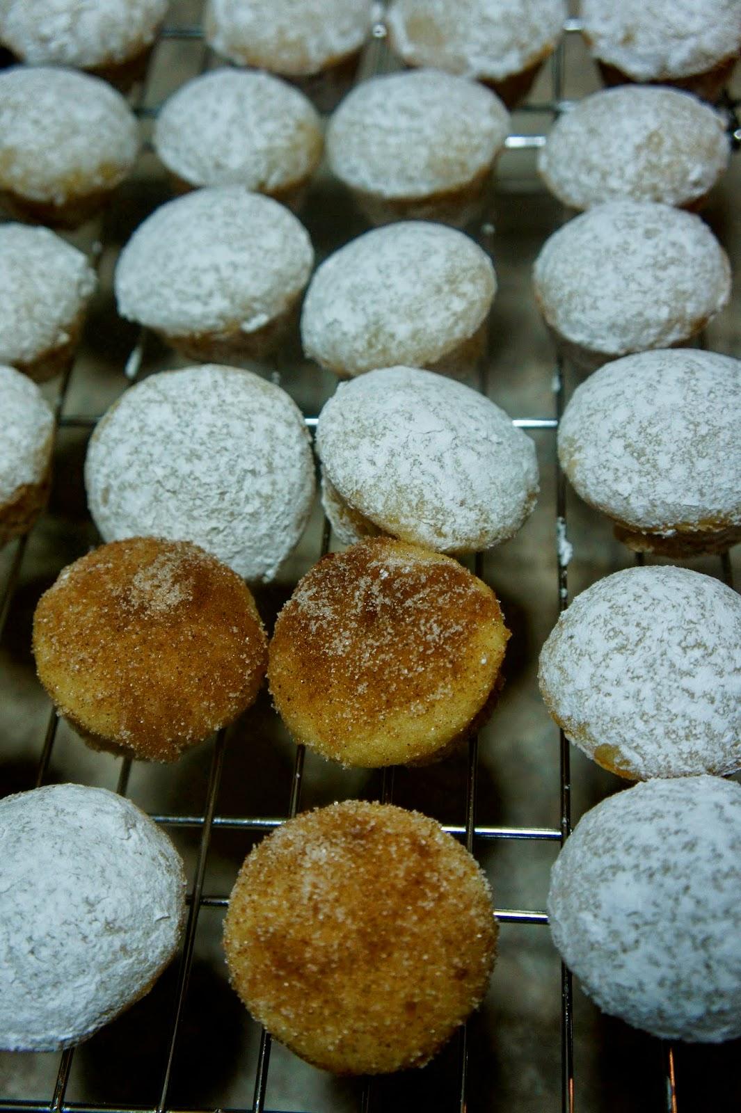 Baked Cake Doughnuts: Savory Sweet and Satisfying