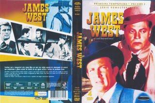 JAMES WEST - SÉRIE DE TV - REMASTERIZADO