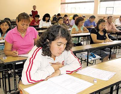 nombramiento docente