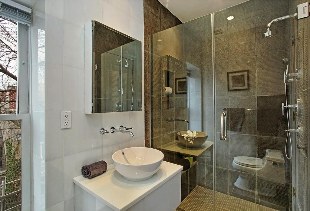 Level v design build bathroom renovations toronto - Bathroom design toronto ...