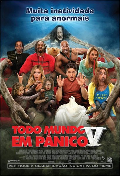 Download - Todo Mundo em Pânico 5 – RC BRRip AVI + RMVB Legendado ( 2013 )