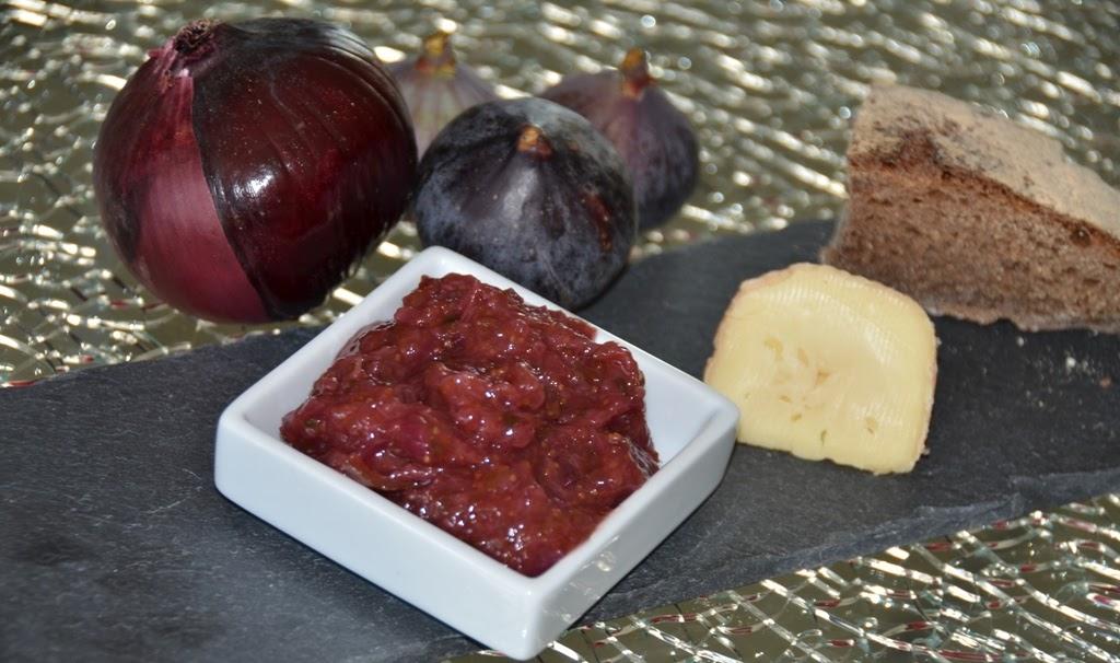 La gazette des fourneaux chutney de figues et oignon rouge - Quand cueillir les figues ...