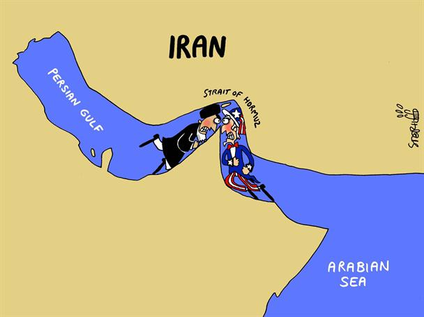 Obamaland >> NationStates • View topic - US already declared war on Iran?