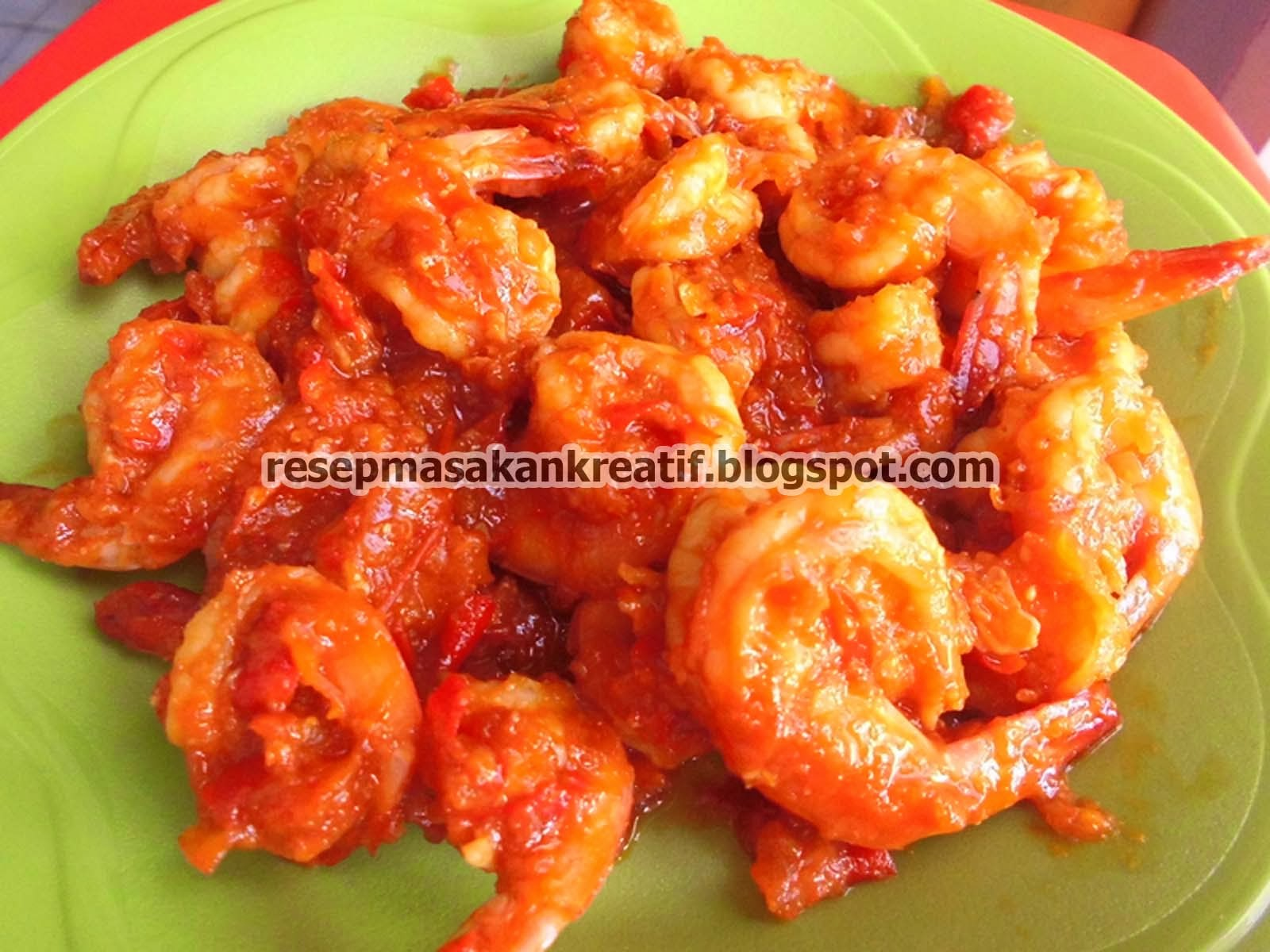 Image Result For Resep Masakan Udang Tumis Pedas