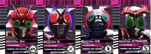 Download Decade Kamen Ride Card Collection