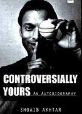 Controversially Yours Akthar book