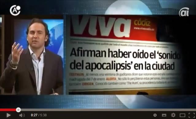 SPB noticias. Noticias de San Pablo de Buceite: El misterio del ...