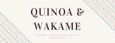 Quinoa & Wakame