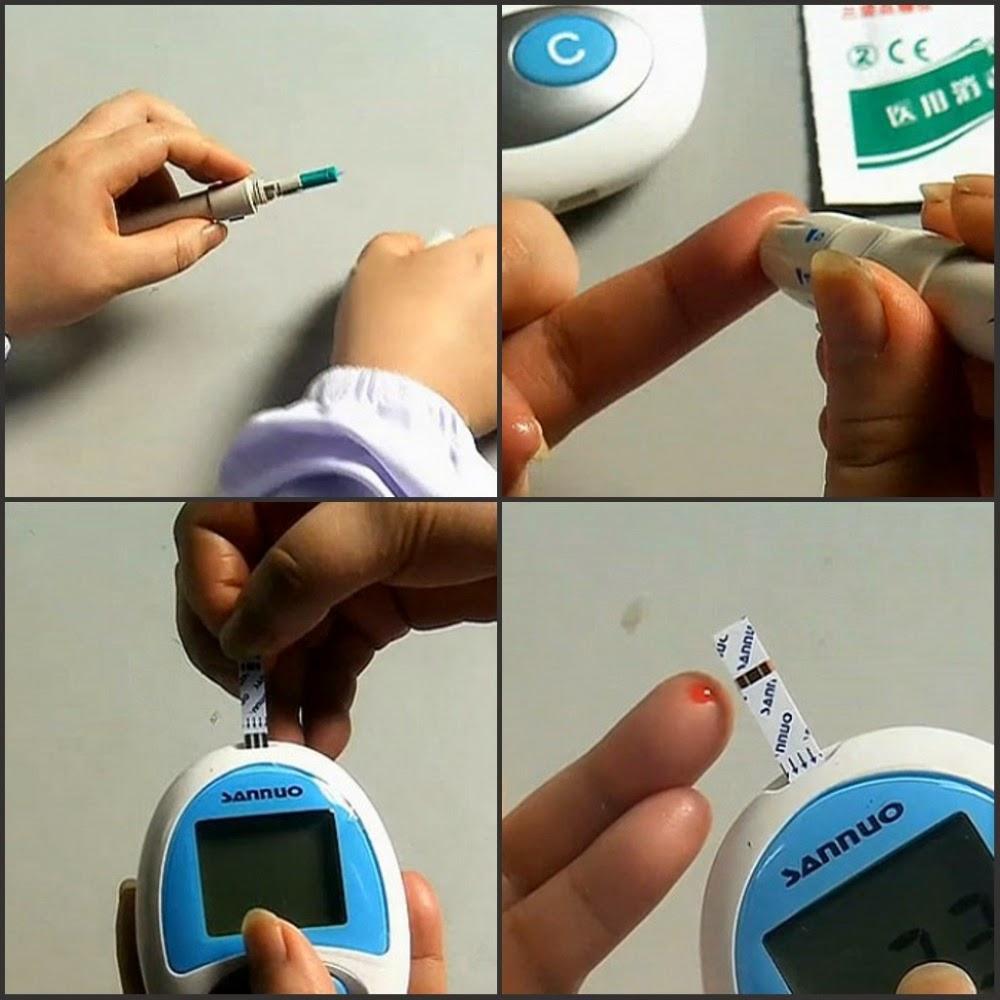 gula dalam darah, glucometer, how to use glucometer, bagaimana guna glucometer, diabetes, kencing manis, vivix, set kencing manis, set diabetes, uji darah, uji gula