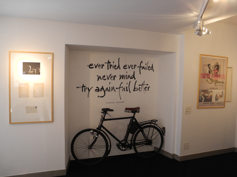 Calligraphic design by gabriela scritte calligrafiche all 39 art gallery il rivellino a locarno - Scritte sulle pareti di casa ...