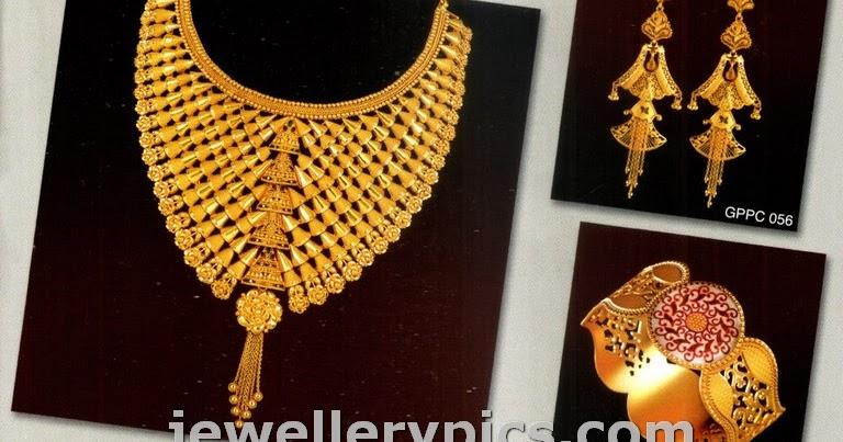 PC Chandra Jewellers Wedding Jewellery Catalogue 1