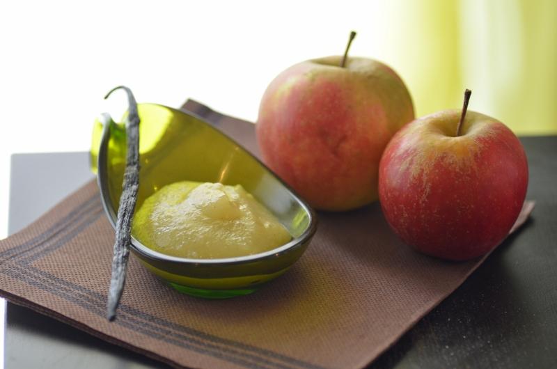 D 39 un coup de baguette magique compote de pommes maison - Compote de poire maison ...