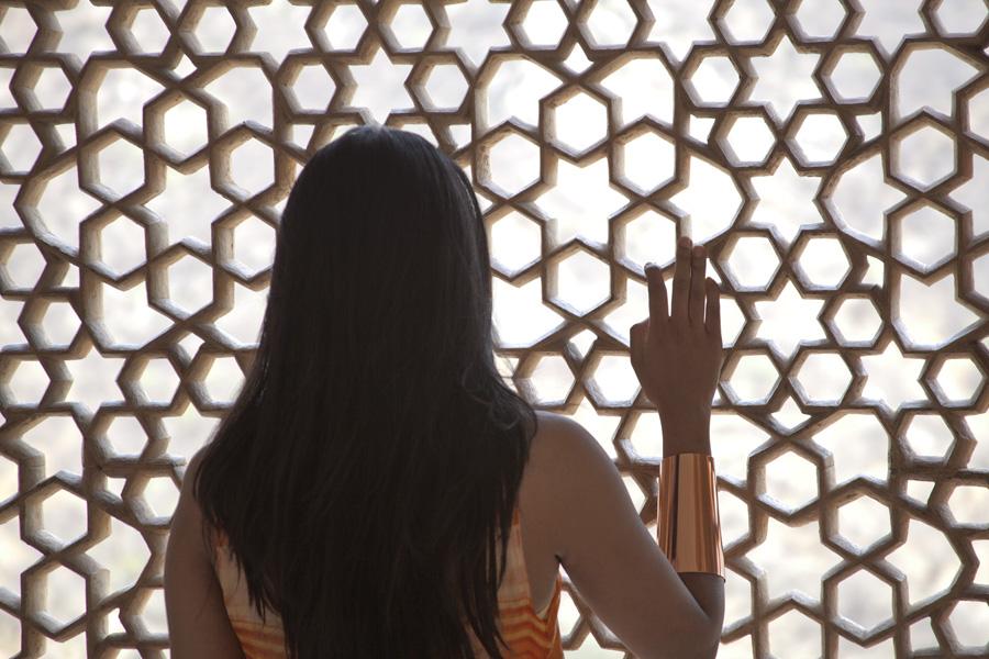 Jaipur-Amer-Fort-Window