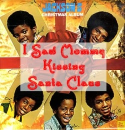 """I Saw Mommy Kissing Santa Claus"" by the Jackson 5, Candycane's favorite rendition of her not-so-favorite song."