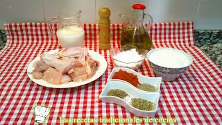 receta pollo al estilo kfc