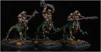 Ogros Dragones de los Guerreros del Caos de Warhammer