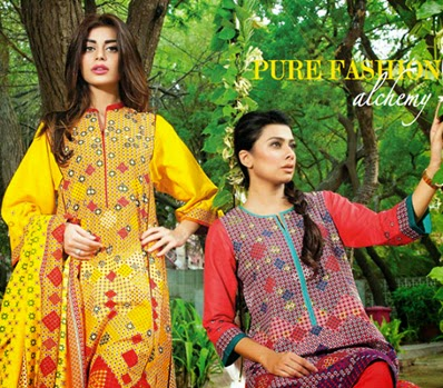 Ittehad Winter Khaddar Collection 2014-2015