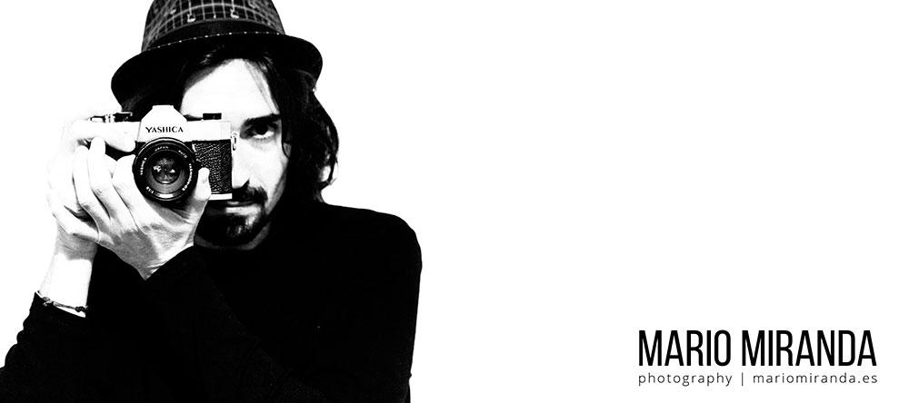 MARIO MIRANDA | Fotógrafo - Director de fotografía & Filmmaker