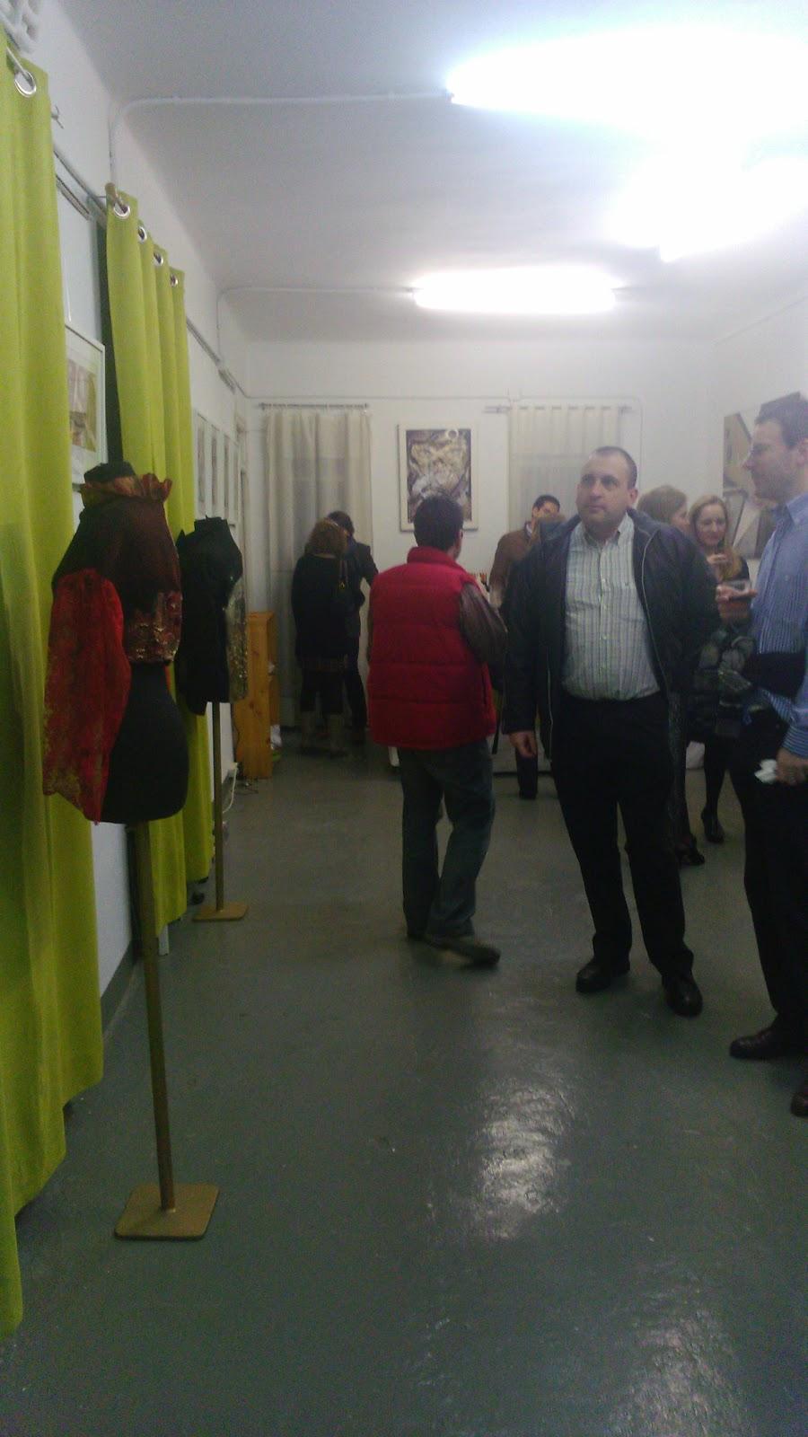 Exposición Enrique Cruz-Calonge