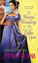 Giveaway: The Wicked Wedding of Miss Ellie Vyne