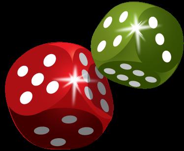 en el juego del casino
